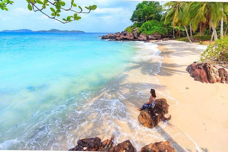 Phú Quốc vào top 10 bãi biển hoang sơ lý tưởng để thư giãn